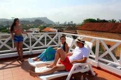Hotel Casa Villa En Cartagena (18)