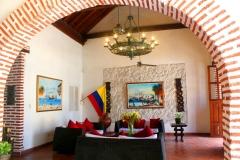 Hotel Casa Villa En Cartagena (2)